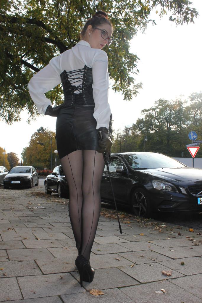 In Leder - Mistress My...