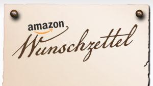 Amazon Wunschzettel
